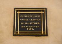 Luthers Geburtshaus II