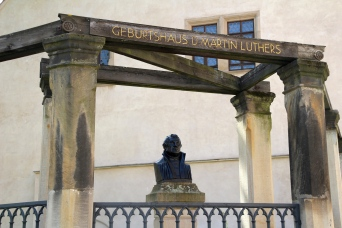 Luthers Geburtshaus III