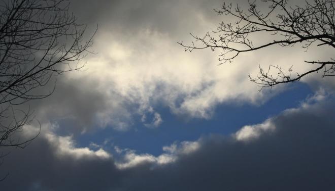Offener Himmel