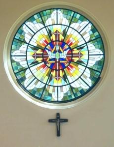 Martinskirche Glasfenster