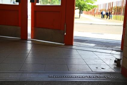 Eingang Nordbahnhof