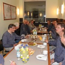 Grubenfahrt Ibbenbüren des KDA am 1. Februar 2016
