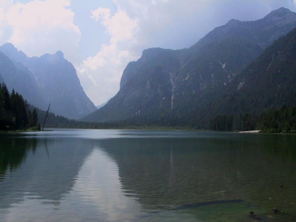 Toblacher See, Südtirol