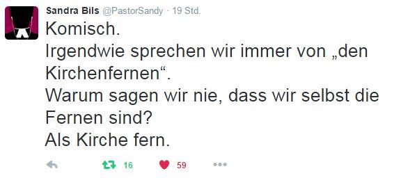 tweet sandra