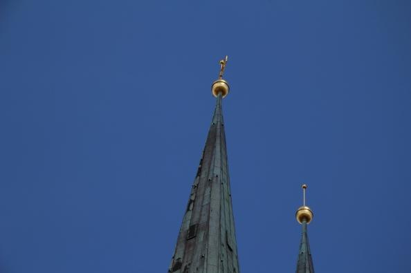 Kirchengebäude und Klimaschutz – eine theologischeProvokation