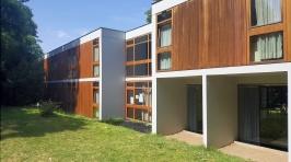 Das Wohnheim der Cimade in Massy