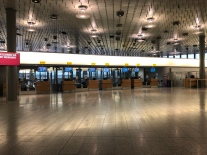 Leeres Terminal...