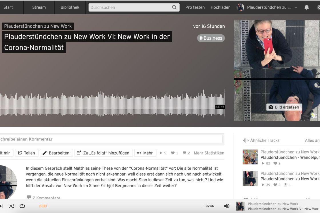 Podcast Plauderstündchen