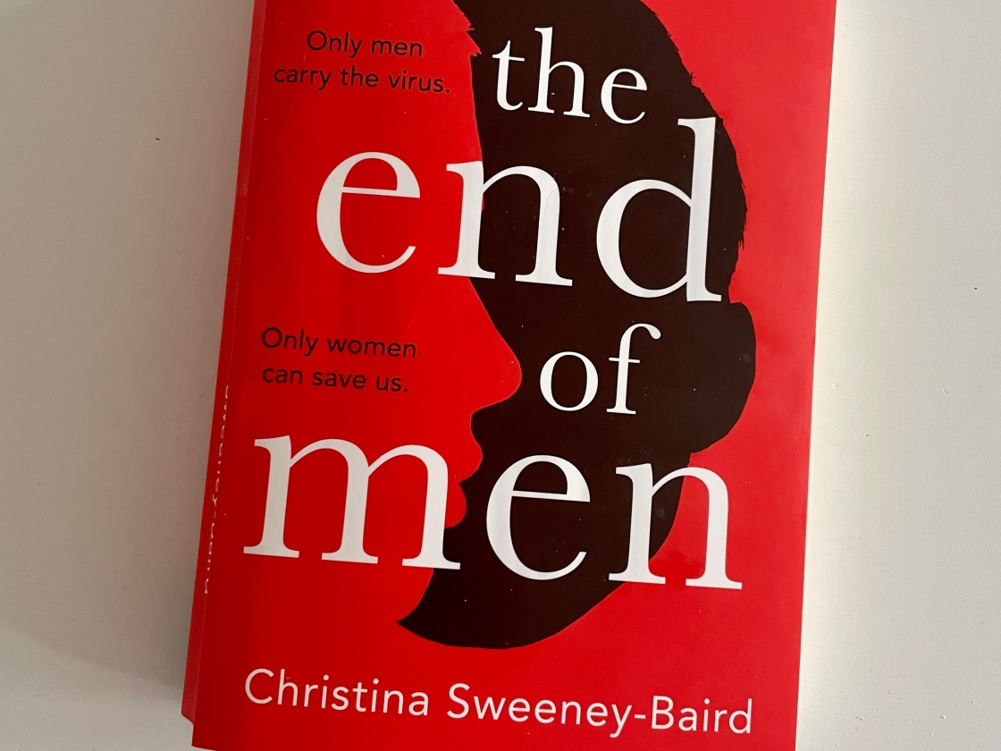 """Buch """"the end of men"""""""
